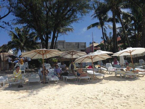 Le Soleil de Boracay: Пляж