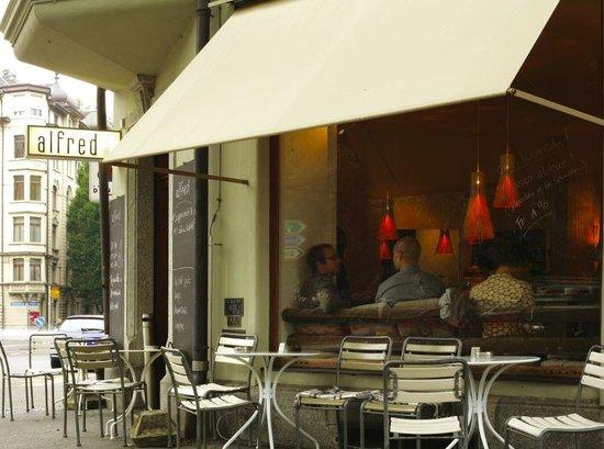 Alfred Caffebar Lucerne Restaurant Reviews Phone Number Photos