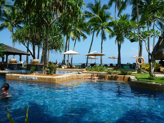 The Westin Denarau Island Resort & Spa Fiji: the best pool