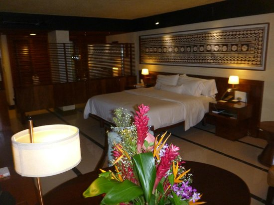 The Westin Denarau Island Resort & Spa Fiji: King bed