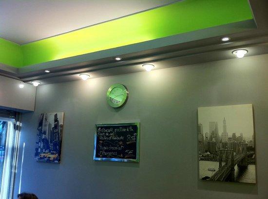 Alize Cafe: la salle principale