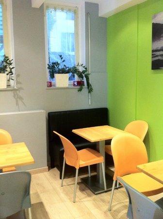 Alize Cafe: la deuxieme salle