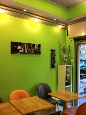 Alize Cafe: un petit apercu de notre restaurant