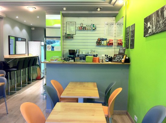 Alize Cafe: le bar