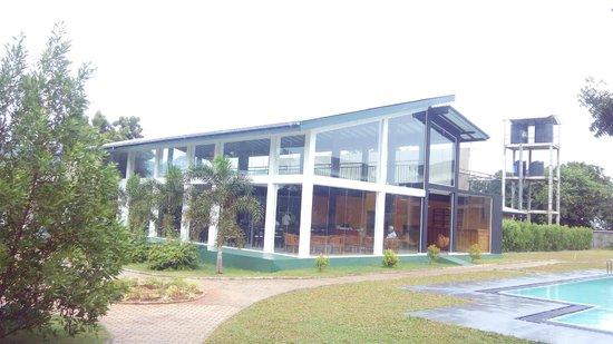 Magampura Eco Village Resort: Restaurant