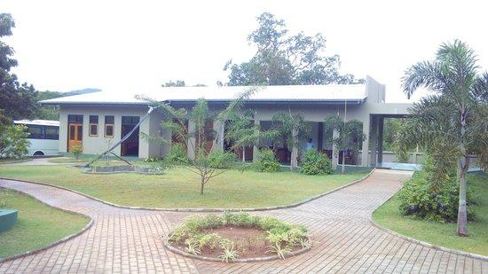 Magampura Eco Village Resort: Entrance