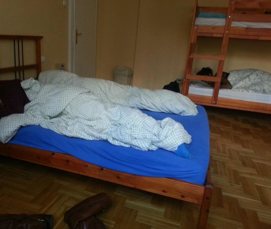 Astoria City Hostel: Beds in Private Room