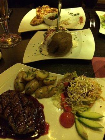 Steakhouse ASADOR: Perfektes Abendessen