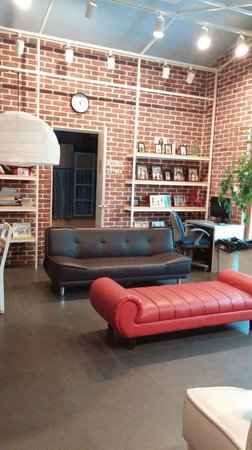 KpopStay: Common area