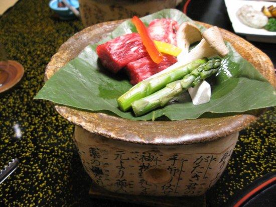 Ryotei Takano : 信州アルプス牛サーロイン