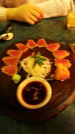 Bomra's : Seared Tuna