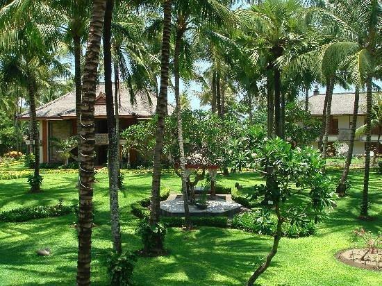 Sejuk Suites: Gardens in resort