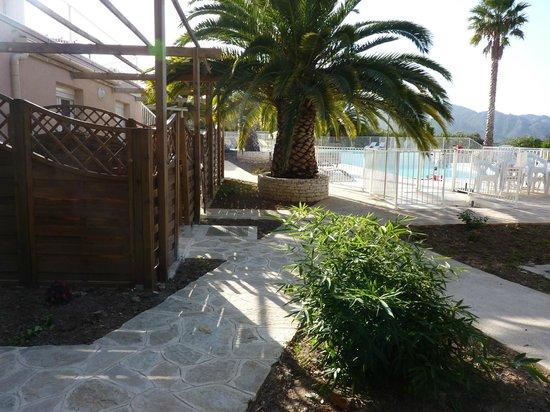 Adonis Saint Florent Citadelle Resort : Garden