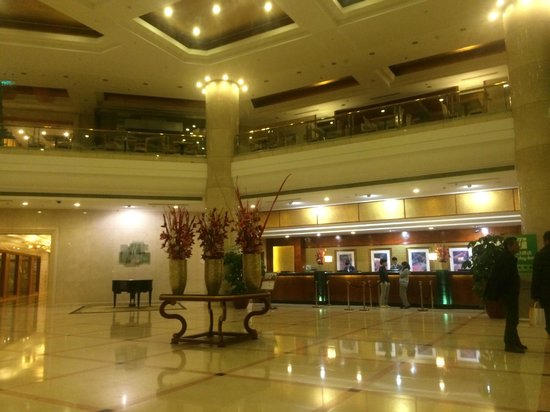 Holiday Inn Beijing Chang An West: Hall