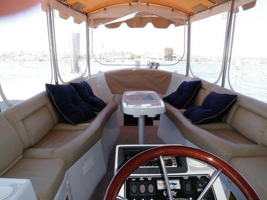 21 Duffy Electric Boat Rental Picture Of Newport Harbor
