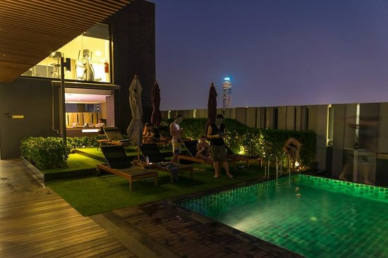 Mercure Bangkok Siam: Piscine