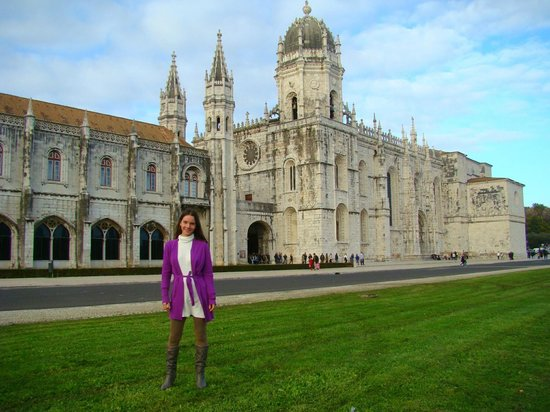 The Cloister of Jeronimos Monastery