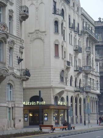 City Hotel Matyas Budapest