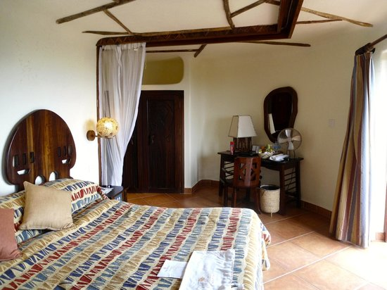 Ngorongoro Serena Safari Lodge: interno camera