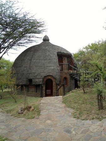 Ngorongoro Serena Safari Lodge: bungalow