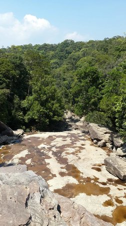 Bokor National Park: Water Falls