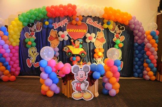 Octave Hotel & Spa, Sarjapur Road: Baloon Decoration