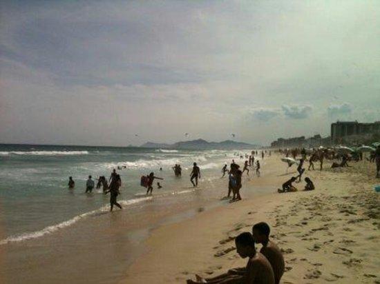 Barra Beach: Posto 5