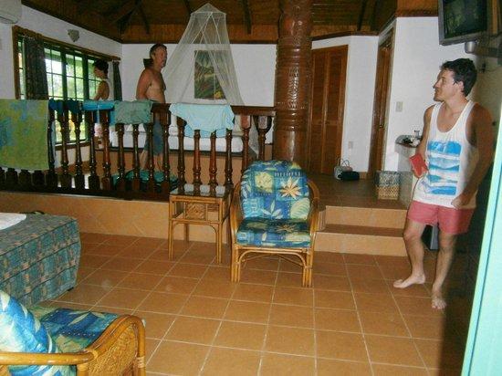 Amoa Resort: Amazing bungalow