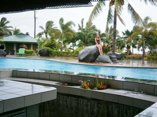 Amoa Resort: Gorgeous pool area