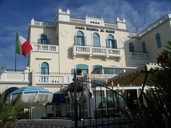 Hotel Casa Bianca al Mare: Casa Bianca al Mare - Jesolo