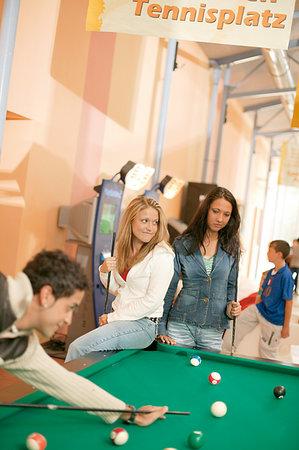 JUFA Hotel Gnas - Sport-Resort : Pool Billiard