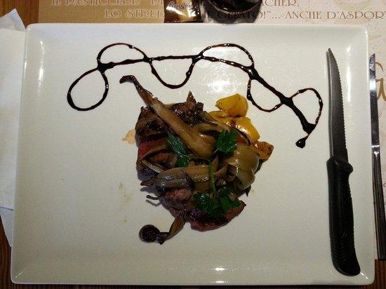 Faloria - Ristorante Cafe' Pasticceria: Floria Restaurant in Moena
