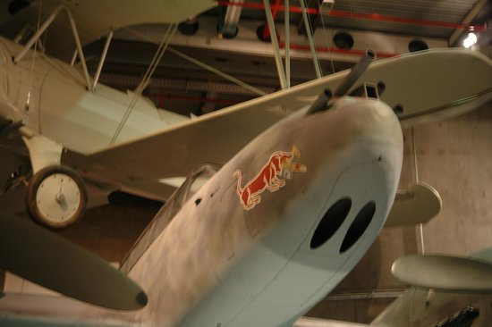 Deutsches Technikmuseum Berlin: airplane