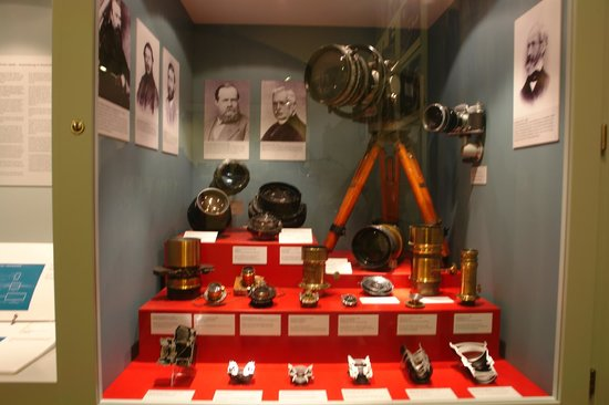 Deutsches Technikmuseum Berlin: in the photography section