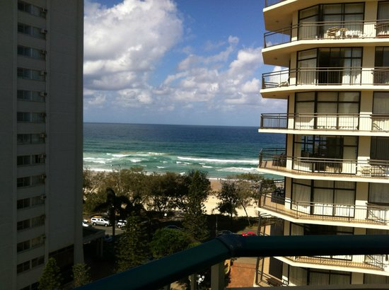 The Quarterdeck Surfers Paradise : From apartment 91 balcony