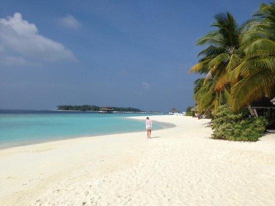 KIHAAD Maldives: Passeggiata