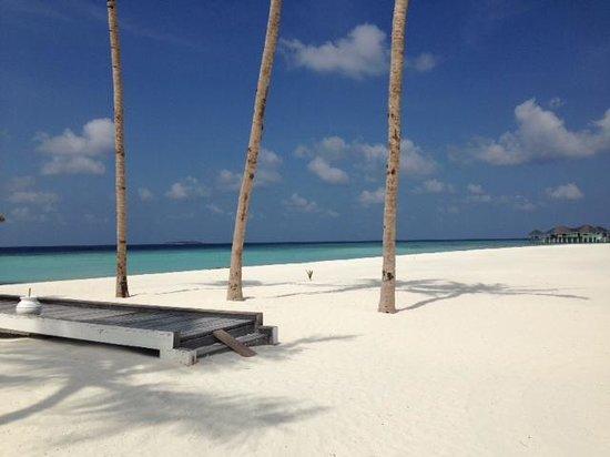 Kihaad Maldives: Spiaggia