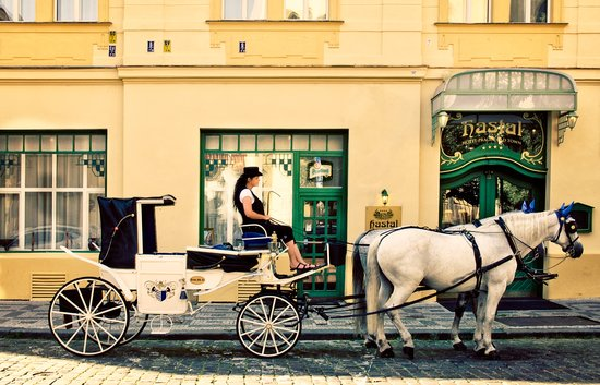 Hotel Hastal Prague Old Town ****