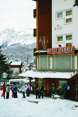 Hotel andalo italien omd men och prisj mf relse for Hotel tre stelle barcellona