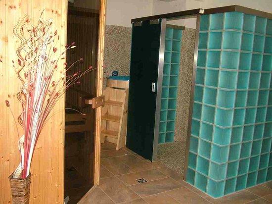 Hotel SPORT Zruc: Sauna