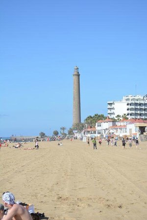 eo Suite Hotel Jardin Dorado: The lighthouse