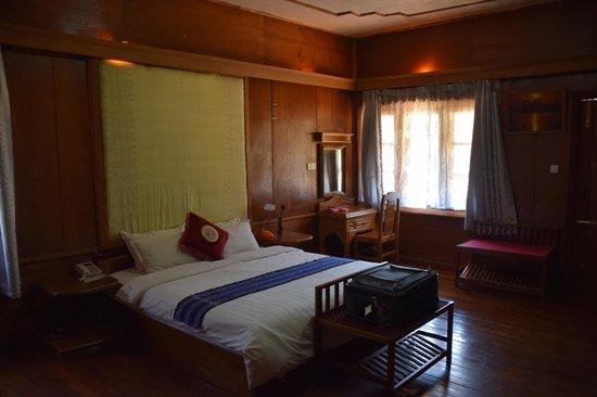 Conqueror Resort : view inside my room