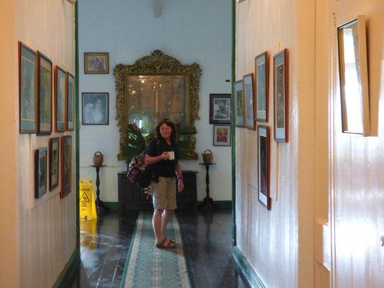 Shepherd's Inn : The Asa Wright Centre in Trinidad