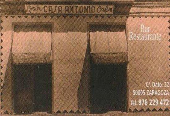 Bar Restaurante Casa Antonio: Casa Antonio