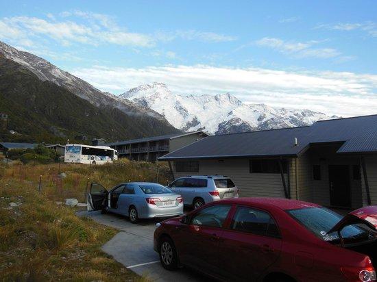 Aoraki Court Aoraki/Mt Cook Village: View of Mountain