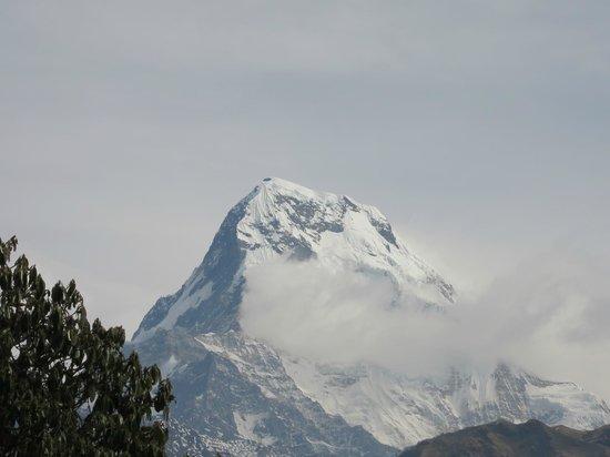 Austravel & Tours Nepal P. Ltd. - Private Day Tours: Mountain views