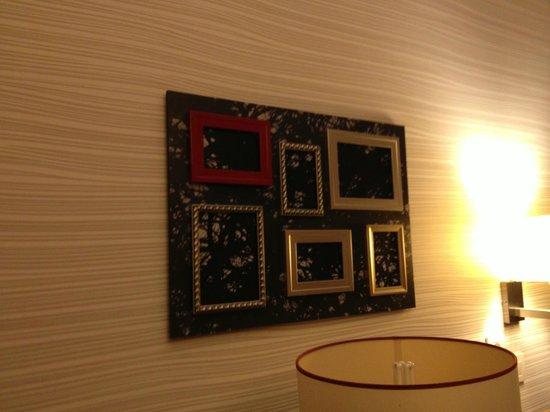 Adagio Brussels Centre Monnaie : elementi decorativi