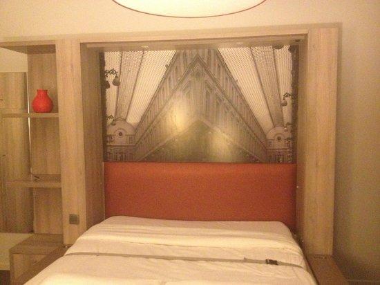 Adagio Brussels Grand Place: divano letto