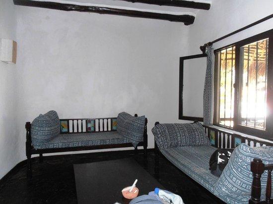 Dorado Cottage: soggiorno