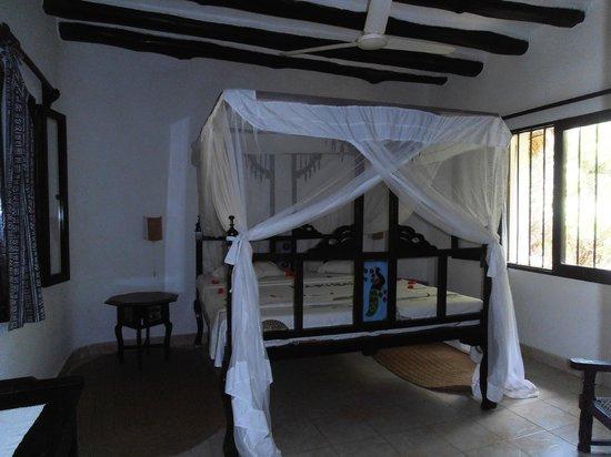 Dorado Cottage: camera